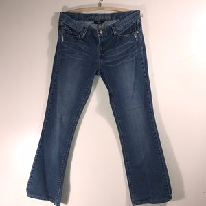 Levi's 422 boot jeans